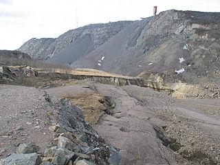 Mining in Sweden