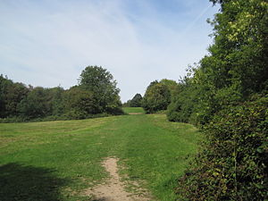 King George's Fields (Monken Hadley) - King George's Fields