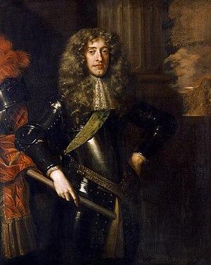 Mary of Modena - Image: King James II as Duke of York