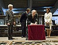 King and Queen of Sweden at the Vasa Museum in 2008 Fo131456 17DIG.jpg