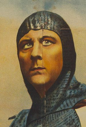 King Baggot - Baggot as Wilfred of Ivanhoe.