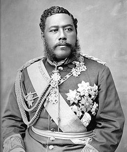 König David Kalākaua