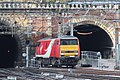 Kings Cross - VTEC 91131 spare loco.JPG