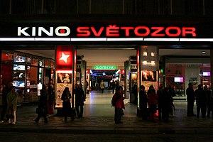 Cinema of the Czech Republic - Kino Světozor in Prague
