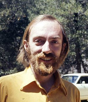 Kip Thorne - Thorne in 1972