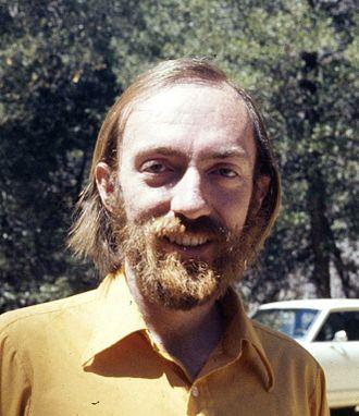 Kip Thorne - Thorne in 1972