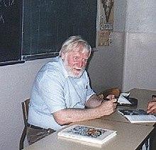 Kir Bulychev à Polcon 1997 à Katowice, Pologne