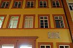 Kirchhoff Spektralanalyse plaque - Heidelberg, Germany - DSC01560.jpg