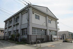 Kishiwada City Yamadai junior high school.jpg