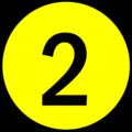 Kode Trayek Angkutan Kota 2 Banyuwangi.png