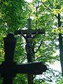Konopiste kristus na lurdske jeskyni.JPG