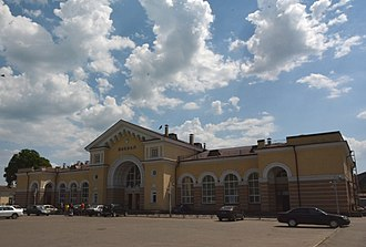 Konotop - Railway station