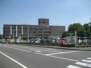 Koshigaya Core city in Kantō, Japan