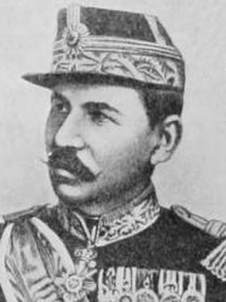 Chief of the Serbian General Staff - Image: Kosta Protić cropped