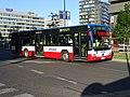 Krč, Olbrachtova, autobus 205, Stenbus.jpg
