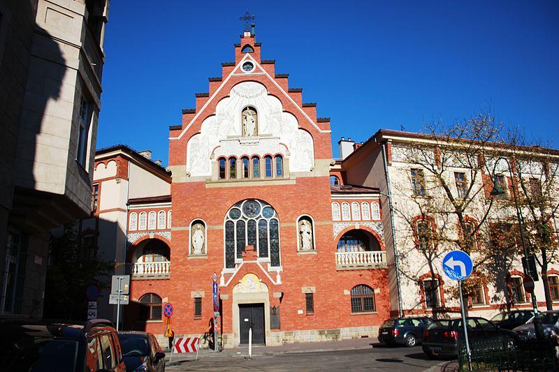File:Kraków, Garncarska 24-26 kościół (5).JPG