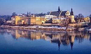 Cracóvia: Krakow Klasztor Norbertanek
