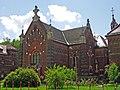Krakow carmelite nuns monastery - church of st. Joseph Protection.jpg