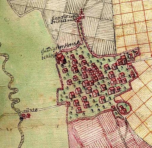 Krauchenwies 1733