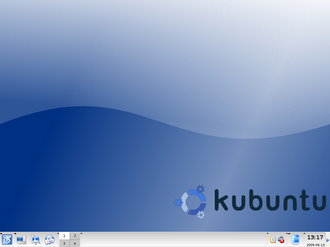 Kubuntu - Image: Kubuntu.5.04.KDE