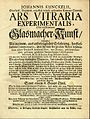 Kunckel Titelblatt 1743.jpg