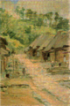 KurodaSeiki-1896-Inns at Hakone.png