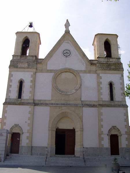 The church of Rousset