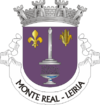 Coat of arms of Monte Real
