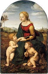 Raphael: La Belle Jardinière