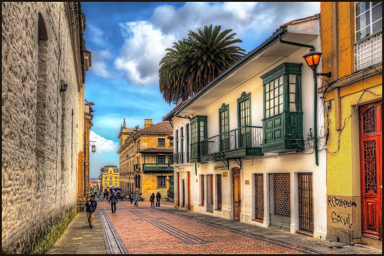 Travel & Adventures: Bogota. A voyage to Bogota, Colombia ...  |Bogota