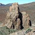 La Catedral - phonolytic necks. Teide National Park, Canary Islands, Spain. Национальный парк Тейде - panoramio.jpg
