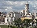 La Cattedrale di Barletta vista dal castello 2.jpg