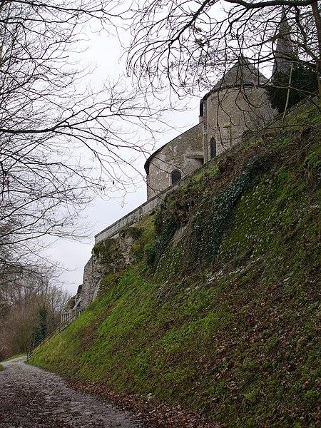 Église de La Chapelle-Saint-Mesmin, Loiret, France