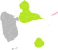 La Désirade (Guadeloupe) dans son Arrondissement.png