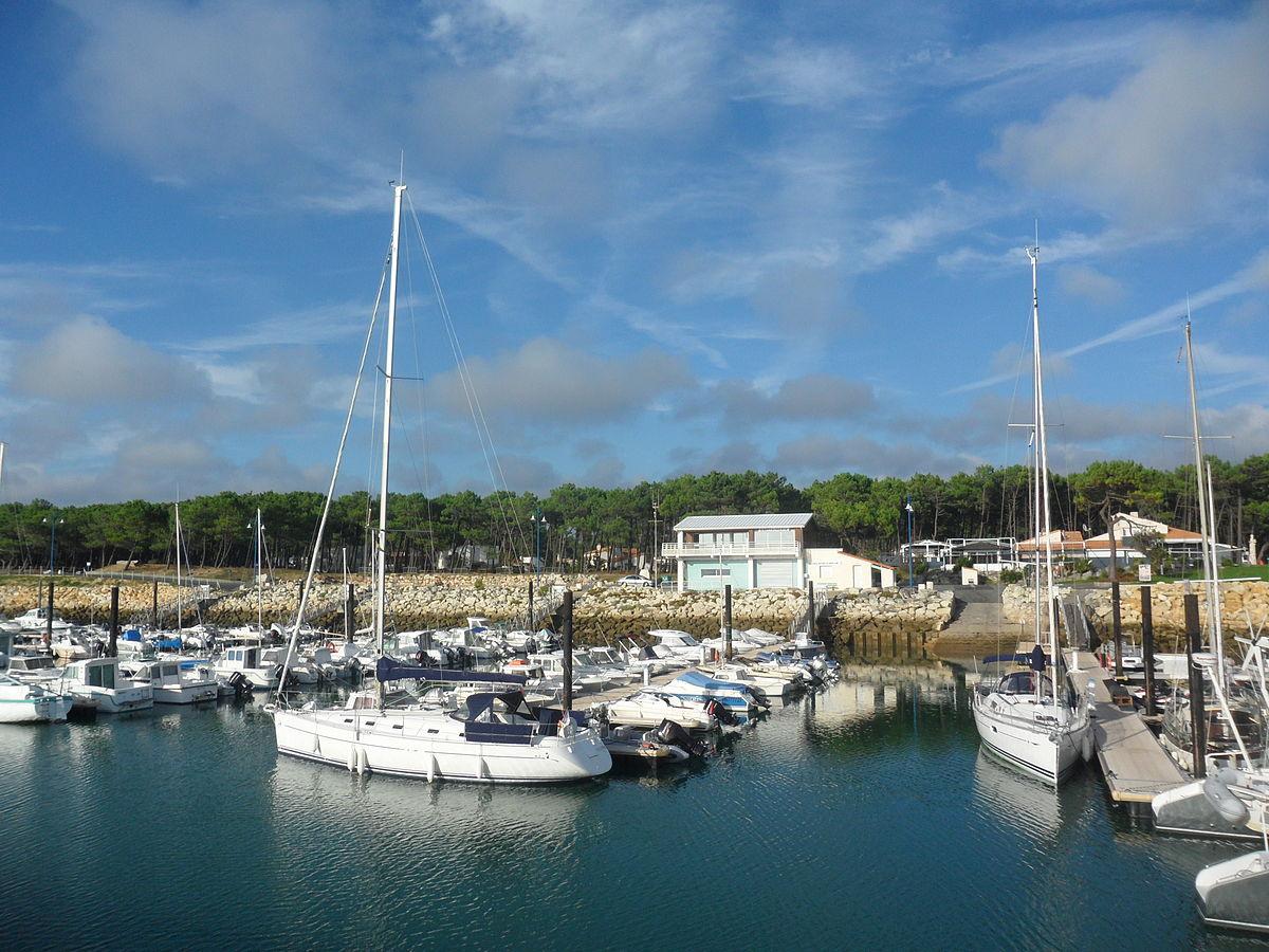 Port de la palmyre wikip dia for Piscine du port marchand