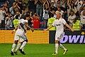 La alegría del gol, Benzema.jpg