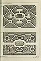 La theorie et la pratique du jardinage - , comme sont les parterres, les bosquets, les boulingrins, &c. - contenant plusieurs plans et dispositions generales de jardins, nouveaux desseins de parterres (14781211924).jpg