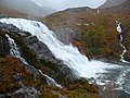 Lairig Eilde waterfall - geograph.org.uk - 1022568.jpg