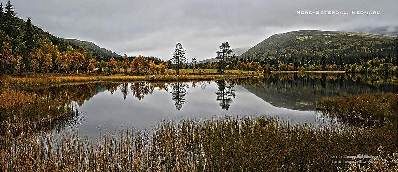 File:Lake Tron (Tronsjøen) - panoramio.jpg