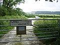 Lakes closed, fish spawning - geograph.org.uk - 472543.jpg