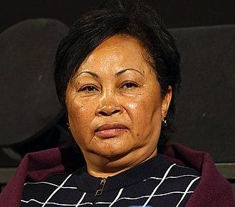 Lalao Ravalomanana - Ravalomanana in 2017