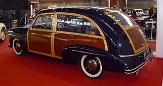 "Francis Lombardi - 1948 Lancia Aprilia-based ""Giardiniera"""