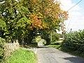 Lane Junction North Of Bockleton - geograph.org.uk - 1480089.jpg