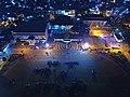 Lapang merdeka di Malam Hari.jpg