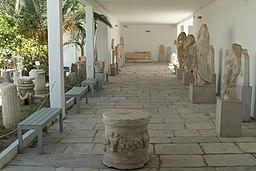 Lapidarium, Roman Age torsos, AM Mykonos, 177240