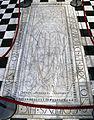 Lapide di un canonico del duomo di siena, 1468.JPG