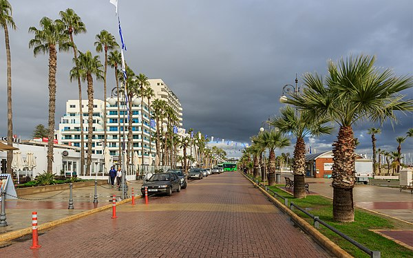 Pictures of Larnaca