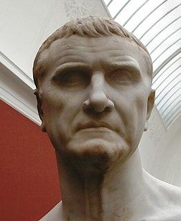 Marcus Licinius Crassus Roman statesman