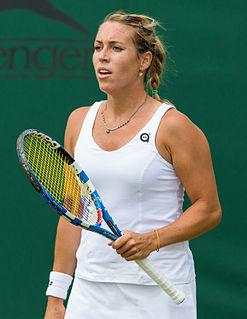 Laura Pous Tió Spanish tennis player