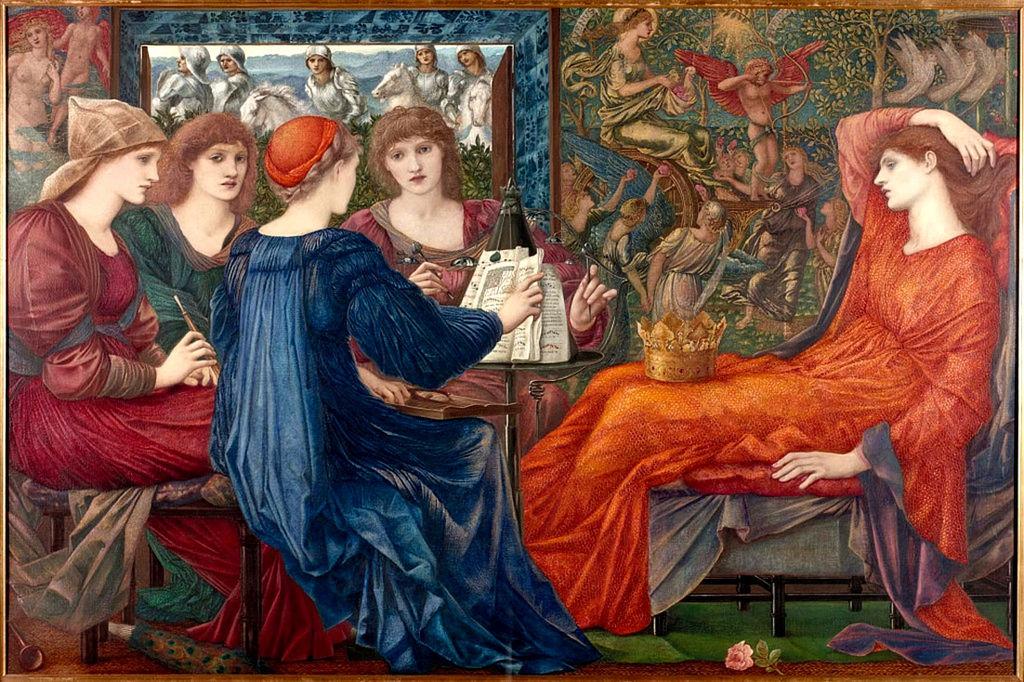 Laus Veneris by Edward Burne-Jones.jpg